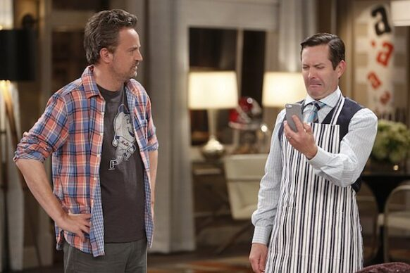 The Odd Couple Matthew Perry